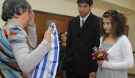 Hoy solo se pueden casar los mayores de 16 años. Foto: A. Colmegna