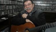Numa Moraes, casi medio siglo en la canción folklórica (Foto: Ariel Colmegna)