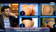 Pico Mónaco en Nunca es tarde (Captura tv)