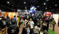 Convocatoria. El evento se realizó en el LATU desde el pasado fin de semana. (Archivo El País)
