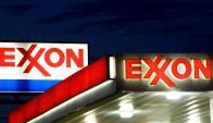 Exxon. Foto: AFP