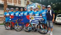 Foto: Schneck Ciclismo.