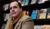 Fischer: su novela sobre Carlota Ferreira está entre las ganadoras. Foto: D. Borrelli