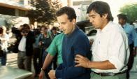 Pablo Goncálvez se fue de la cárcel de Campanero donde alojado tres años. Foto: Archivo El País