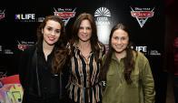 Florencia Dacol, Carolina Perrone, Florencia Villar.