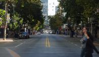Avenida: en el primer trimestre de 2018 se dará inicio a las obras. Foto: F. Ponzetto