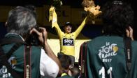 Chris Froome. Foto: AFP.