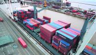Exportaciones a Argentina se han recuperado y en primer semestre crecieron 14%. Foto: La Nación GDA