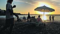 En los primeros tres meses del año la llegada de turistas creció 18,4%. Foto: F. Ponzetto