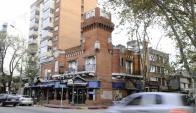 Conservarán la fachada en el predio de Cante Grill. Foto: Darwin Borrelli