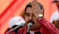"""""""Se convocará a una cumbre mundial de solidaridad con Venezuela"""", dijo Maduro. Foto: Reuters"""