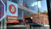 Valor. Desde el 11 de enero de este año, la moneda virtual subió un 60%. (Foto: Reuters)