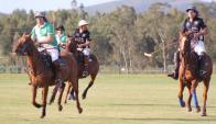 Campeonato. Estará conformado por dos equipos de Las Sierras, Volcánica y La Paloma.Foto: Chacras de las Sierras