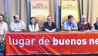 El sábado en Florida, remata Urchitano con el Santander. Foto: El País