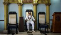 Cuesta: el primer negro en llegar a Gran Maestro en Cuba. Foto: AFP