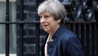 Theresa May. Foto: Reuters