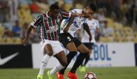 Revancha. Liverpool y Fluminense volverán a verse las caras esta noche en el Centenario. Foto: EFE