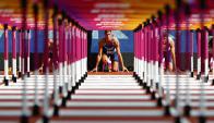 Las mejores imágenes del Mundial de Atletismo Londres 2017. Foto: Reuters