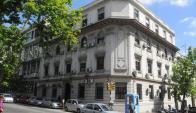 Ministerio del Interior. Foto: archivo El País