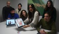 Made in Uruguay. El desarrollo de la herramienta está a cargo del equipo local. (Foto: Ariel Colmegna)