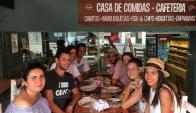 La Panadería La Barra mutó a una rotisería con el paso del tiempo. Foto: D. Píriz