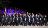 Reunión del G-20 en Alemania. Foto: Reuters