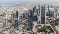 Dubái quiere innovar en el transporte de pasajeros. Foto: Pixabay
