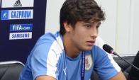 Para que Agustín Canobbio sea jugador de Nacional hay que definirse rápido