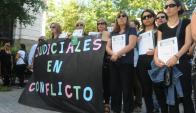 En 2014 distorsionaron el sistema judicial con una serie de medidas. Foto: Francisco Flores.