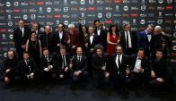 Premios Platino. Foto: Reuters