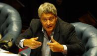 Corte: pidió a Michelini que aclarara dichos sobre libertades anticipadas. Foto: F. Ponzetto
