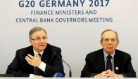 Reunión del G20 en Alemania sin grandes avances en lo comercial. Foto. EFE