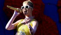 Nuevo look: con pelo más corto, Katy Perry saldrá de gira. Foto: Reuters
