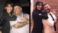 ¡Son otros! Clarisa Abreu y el Gucci