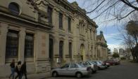El Consejo de la Facultad de Veterinaria votó el rechazo a las prácticas fraudulentas. Foto: F. Flores