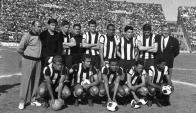 Peñarol 1966
