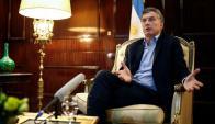 Macri no recurrió a las anclas cambiarias para impulsar el consumo. Foto: Reuters