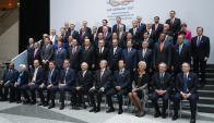 Reunión del G20 en Washington. Foto: AFP