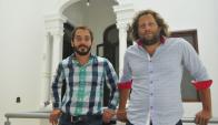 Pimod. Pablo Buela y Vartán Chakiyian se asociaron en la agencia con la intención de reforzar el área creativa.