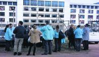 El sindicato de funcionarios reclama mejorar las medidas de seguridad. Foto: Sindicato Penitenciario