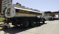 Luego de regularizar las importaciones en 2016, Ancap no se atrasó en el pago de tributos. Foto: Archivo