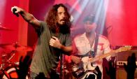 Chris Cornell murió anoche a los 52 años. Foto: AFP.