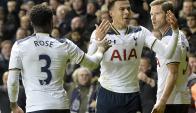 Premier: emoción asegurada en el duelo entre Tottenham y Chelsea. Foto: EFE