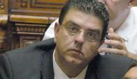 Alberto Perdomo. Foto: @PNACIONAL