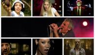 Algunas de las más populares canciones de 2007