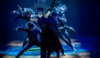 Amaluma por el Cirque du Soleil. Foto: Jean Francois Gratton