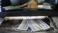 No abonar en fecha las facturas hace que el usuario asuma multas y recargos. Foto: F. Ponzetto