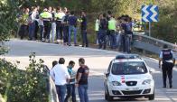 Ya fueron identificadas las víctimas mortales del ataque en Barcelona. Foto: Reuters
