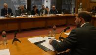 La Comisión de Salud recibió a autoridades de Salud Pública y ASSE. Foto: A. Colmegna