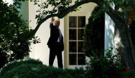 Donald Trump, presidente de Estados Unidos. Foto: Reuters.
